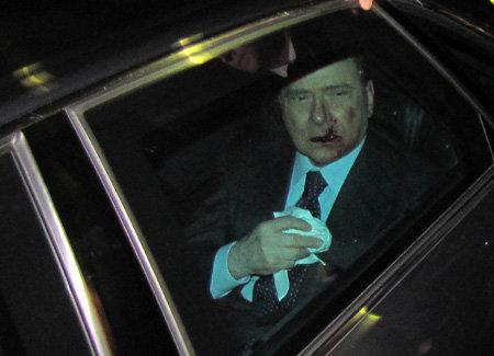 Berlusconi pulito